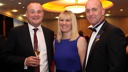 15. Al Murray, Tim and Sally Evers MUST