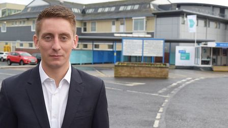 Jack Gebhard is running for the Conservatives in Wansbeck. Photograph: Conservatives.
