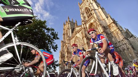 The Tour de France looks set to be the highlight of Yorkshires year