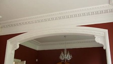 Darley Classic Period Mouldings after.
