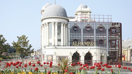 It might be 100 years old, but Bradford Alhambra still looks like its in the springtime of its life