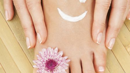 Make sure you've got happy feet this summer with a bit of pre-holiday prep