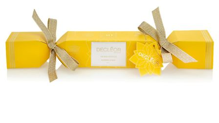 This classic Decleor Lip Balm Cracker, £9.50 from House of Fraser, contains a nourishing 10ml lip ba