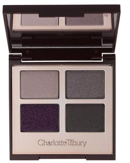 The Glamour Muse is a luxury palette of colour-coded eyeshadows that ensures youre always bang on tr