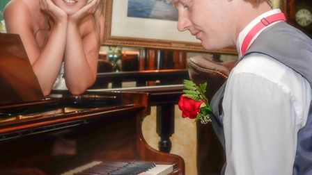 Liddy-Richards - Tony Liddy and Rhiannon Richards both from Thirsk, North Yorkshire were married at