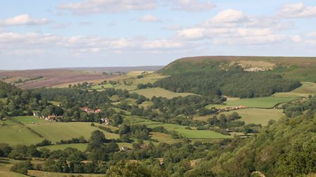 Hawnby and Easterside Hill