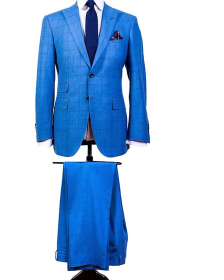 Ttraditional tailoring