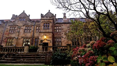 Mount Grace Priory in North Yorkshire