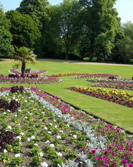 Roundhay Park, one of the jewels in the crown of the city of Leeds