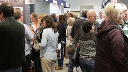 French Property Exhibition at Wetherby Racecourse