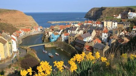 Staithes by Neil Bland