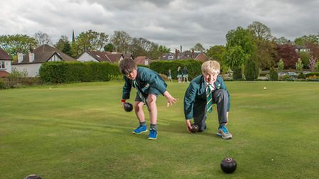 Making other schools green with envy - Richmond House shows off its new club