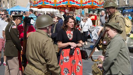 Leyburns 1940s weekend attracts thousands of visitors Photos by Mark Elsworth markelsworthphotograph