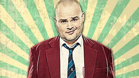 Al Murray pulls a few pints (but not any punches) as the Pub Landlord