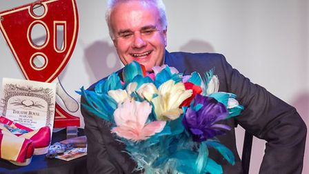 Impresario Martin Witts – the man who's hoping he's got the magic touch when it comes to fringe fest