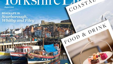 Yorkshire Life August 2015