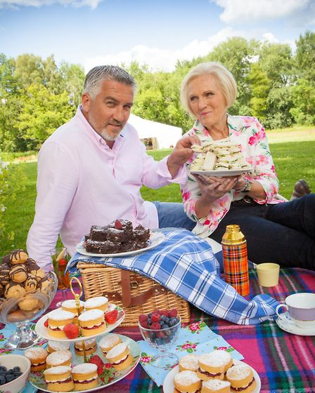 Paul Hollywood and Mary Berry (Love Productions/Mark Bourdillon)