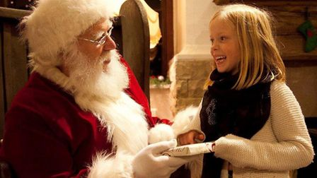 Visit Harlow Carr this festive period