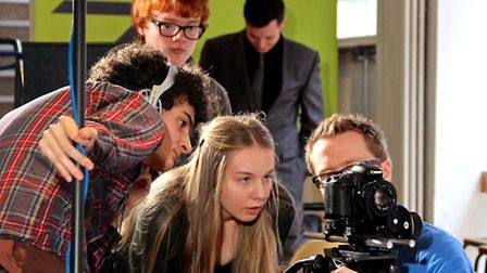 A new film academy for teenagers is launched in Bradford