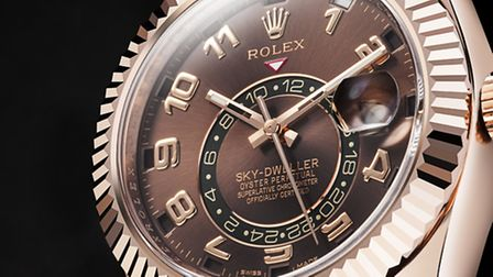 Choosing between premium watches, like this impressive Rolex, is a nice predicament to be in – savou
