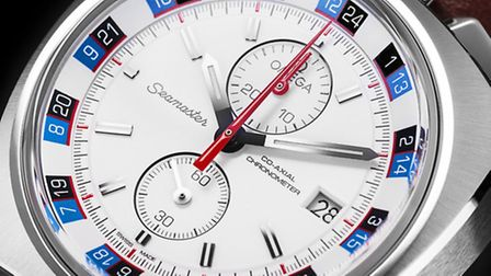 This Bullhead Omega offers an interesting alternative to the traditional chronograph