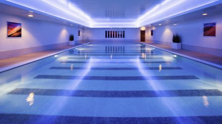 An 18m pool, thermal suite, gym and full range of spa treatments add further to the hotel's appeal