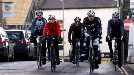 There has been a huge increase in cycling since the Tour de France and Tour de Yorkshire
