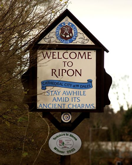 Ripon welcomes visitors