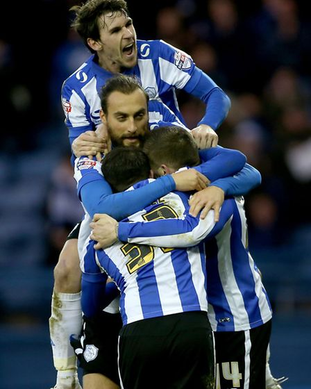 Could Sheffield Wednesday return to the Premier League? Photo Tim Goode