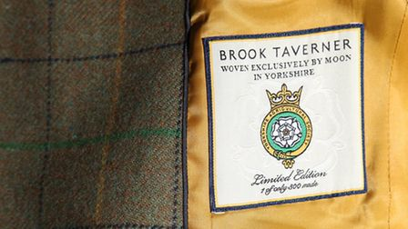 The Yorkshire Agricultural Society, organisers of the Great Yorkshire Show, has its emblem inside it