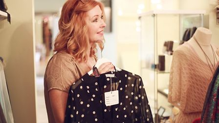 Image consultant Jacqui Cooper helps clients fill their wardrobes with clothes (and their lives with