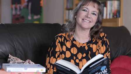 Heather French, one of the festival directors of Books by the Beach, Scarborough