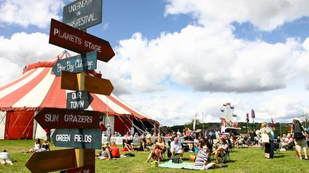 All the signs are good that this year's festival is going to be even bigger than the last