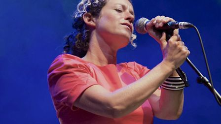 Kate Rusby doing what she does best in the place she loves the most