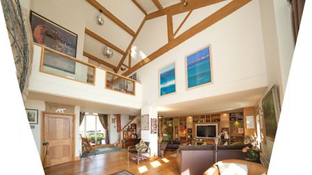 A property with this much wow-factor is a tempting proposition