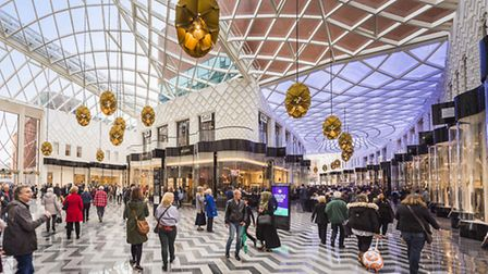 The newly opened Victoria shopping centre has welcomed more than one million people