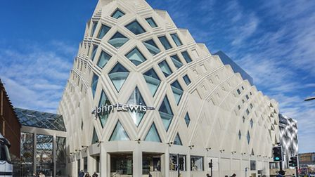 John Lewis opens its latest department store in Victoria, Leeds