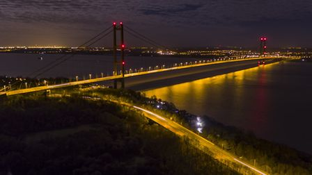 Opera North is going to play the Humber Bridge in a musical first (photograph: Octovision Media)