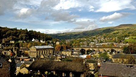 Todmorden. Pic Joan Russell