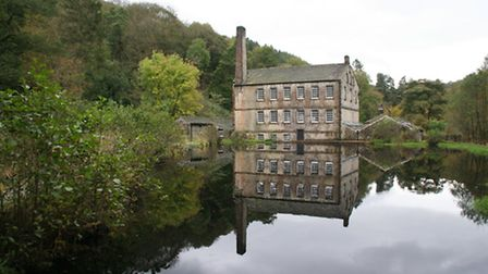Gibson Mill, Hardcastle Crags West Yorkshire