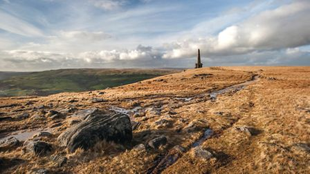 Stoodley Pike Photo: petejeff Getty Images/iStockphoto