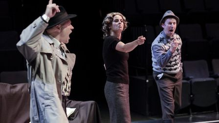 Alan Ayckbourn's The Karaoke Theatre Company, in rep at the Stephen Joseph Theatre Scarborough. From