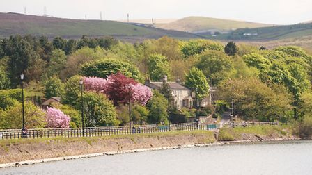 Hollingworth Lake, Littleborough