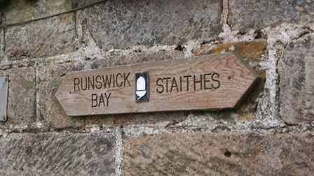 Runswick Bay and Staithes