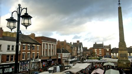 Market day in Ripon