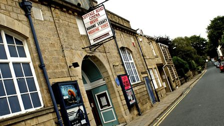 Alan Bennett once lived on Otley Road in Headingley, a stone's from the Cottage Rd Cinema. Photo: Jo