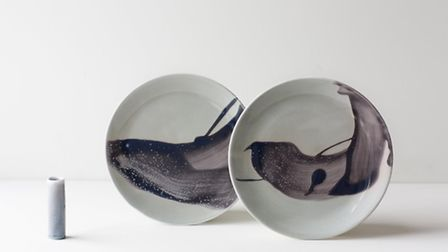 Simple dishes become works of art at the Lotte Inch Gallery in York