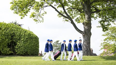 Aysgarth is proud of its long-held traditions including its rather snazzy striped sporting blazers