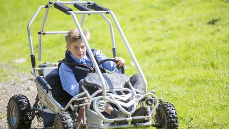 Lessons in fun and adventure are part of every school day at Aysgarth