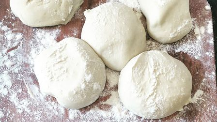 Perfect pizza dough delivered direct to your door by Upper Cumberworth-based Delivita